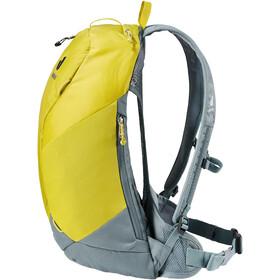 deuter AC Lite 17 Backpack, geel/grijs